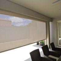 Full height indoor blind