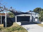 Chris - Bribie Island QLD - Comshade XTRA fabric - Charcoal colour - September 2019