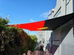Indigenous Flags Shade Sail Cannon Hill